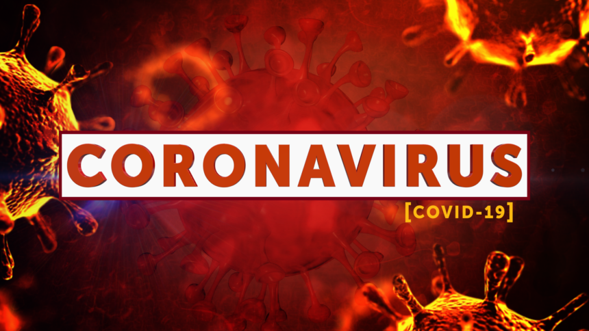 CORONAVIRUS COVID 19 FULL SCREEN