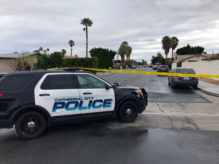 cathedral city homicide investigation - 031020