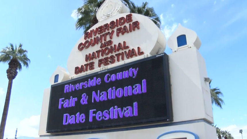 RIVERSIDE COUNTY FAIRGROUNDS
