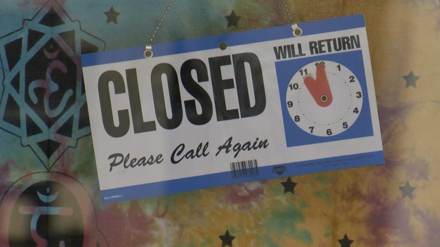0428 closed business