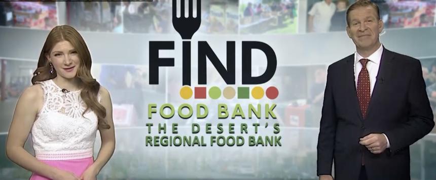 FIND FOOD BANK TELETHON