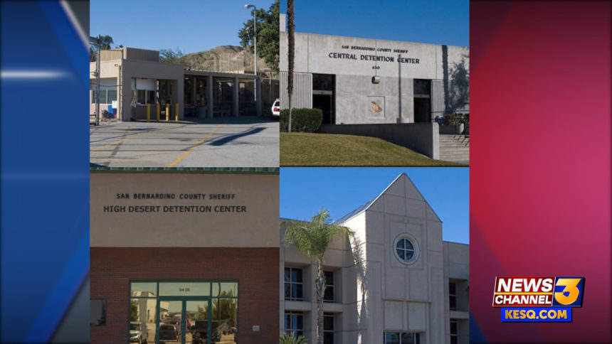 san bernardino county jails