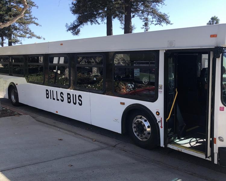 Bill's Bus