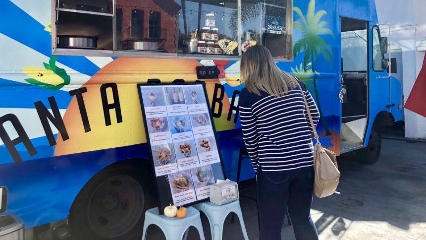 mobile vendors food trucks