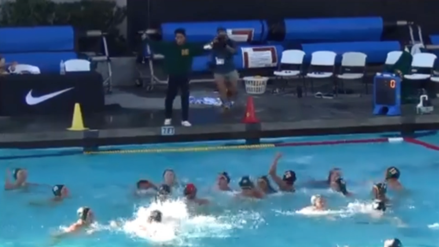 Dons water polo wins CIF Division 3 title (NFHS Network)