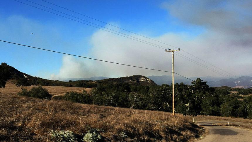 Huasna Fire