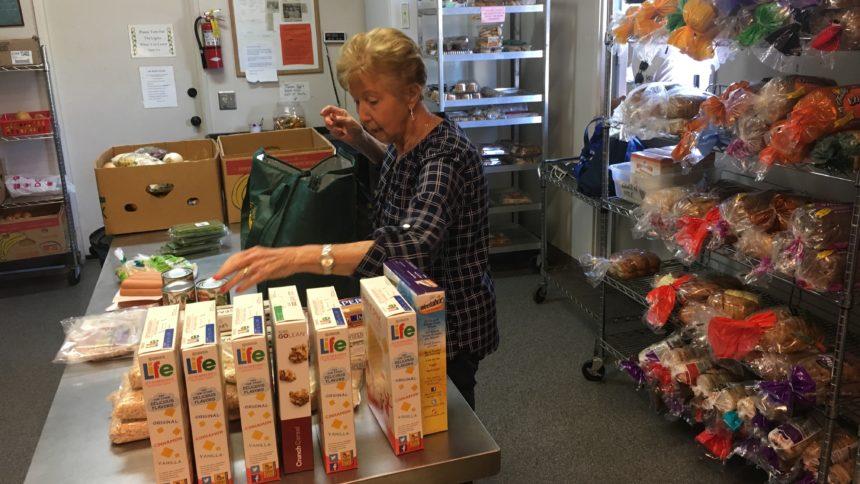 Five Cities Christian Women food pantry