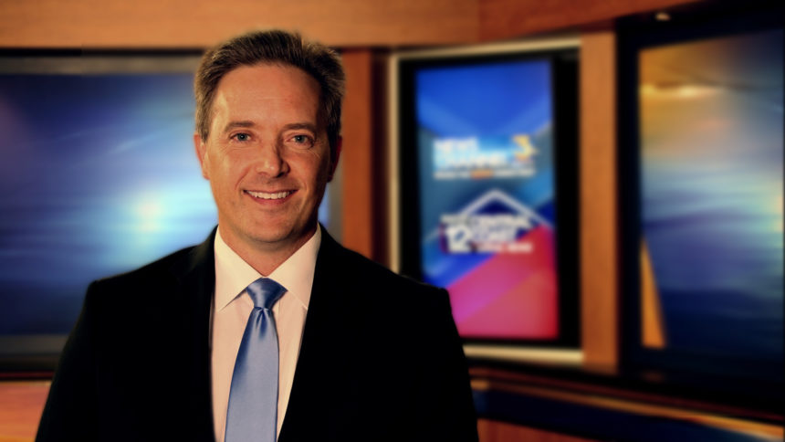 Meteorologist Jason Stiff