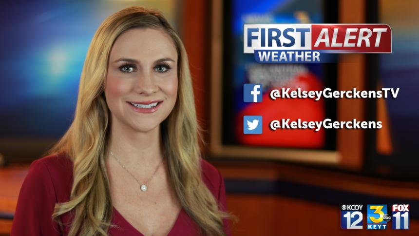 Kelsey Gerckens WX Forecast