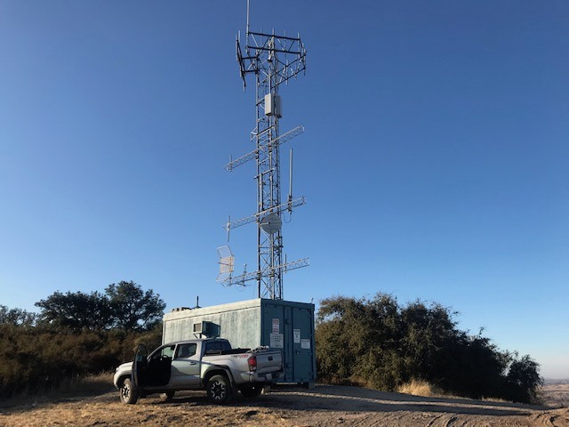 Paso Robles Transmitter