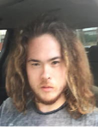 Missing person Jacob Potter, 28, of Costa Mesa