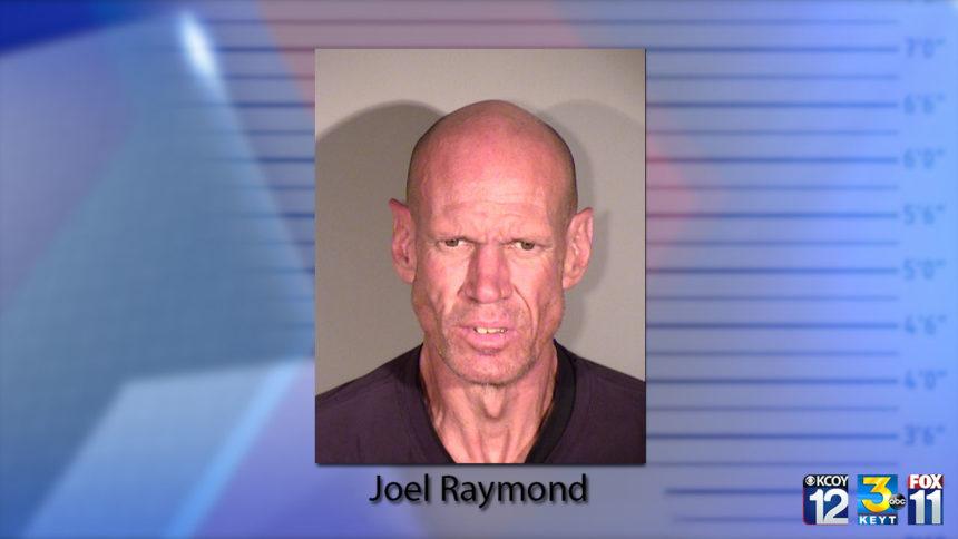 joel raymond, 50