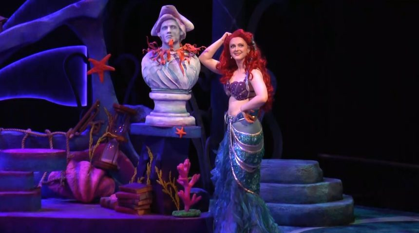 PCPA The Little Mermaid