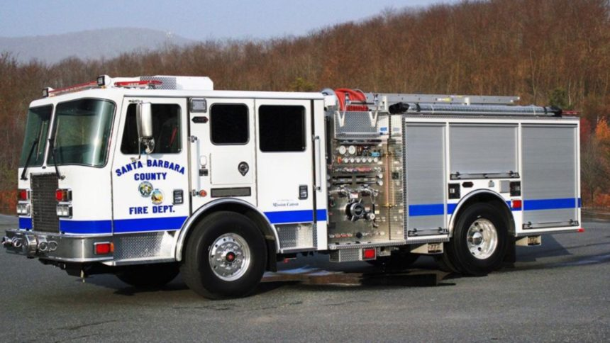 sbcf santa barbara county fire