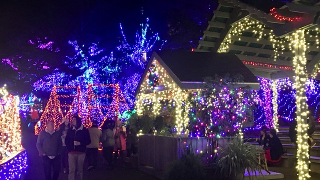 Cambria Christmas Market Opens For