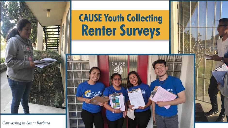 CAUSE HOUSING REPORT