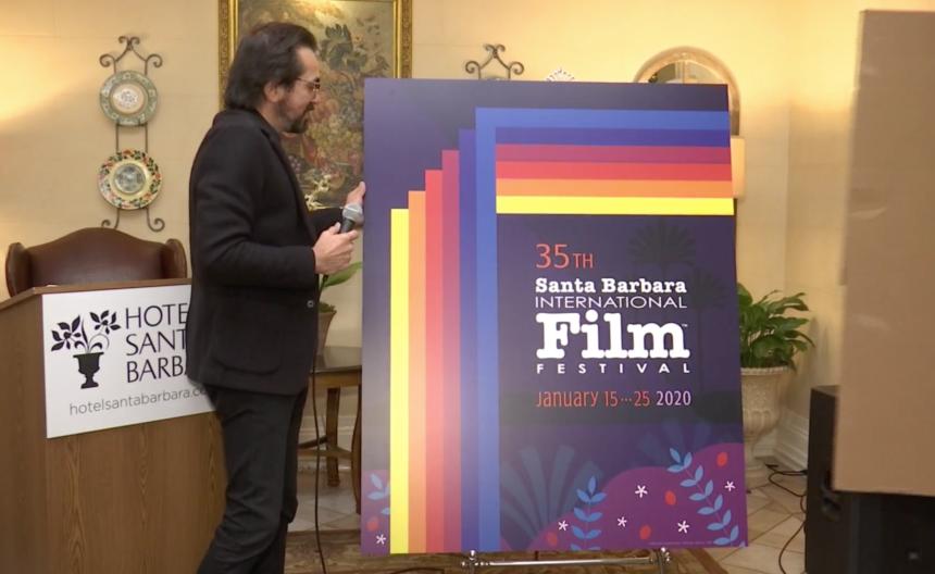 2020 Film Festival poster unveil