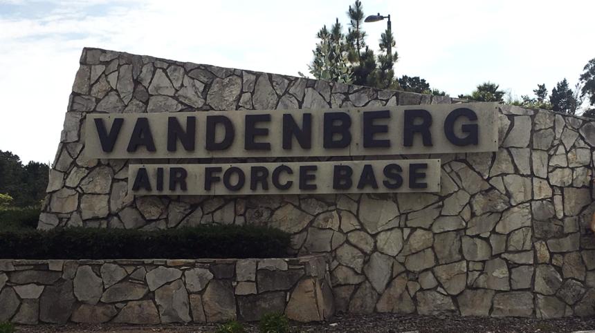 Vandenberg Air Force Base vafb