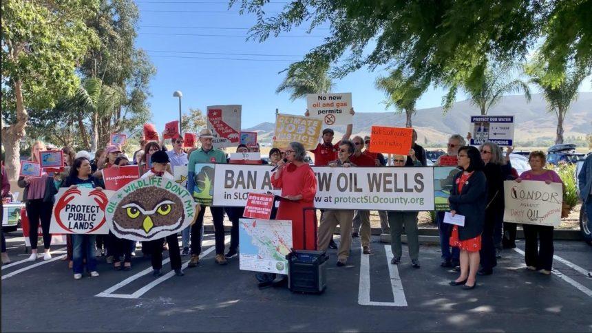 Fracking protest new