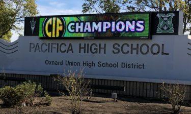 Pacifica high school football brings home CIF title