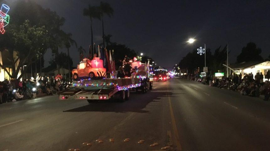 Santa Maria Christmas Parade of Lights 2019 winners announced - KEYT | KCOY