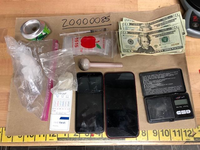 Morro Bay narcotics arrest