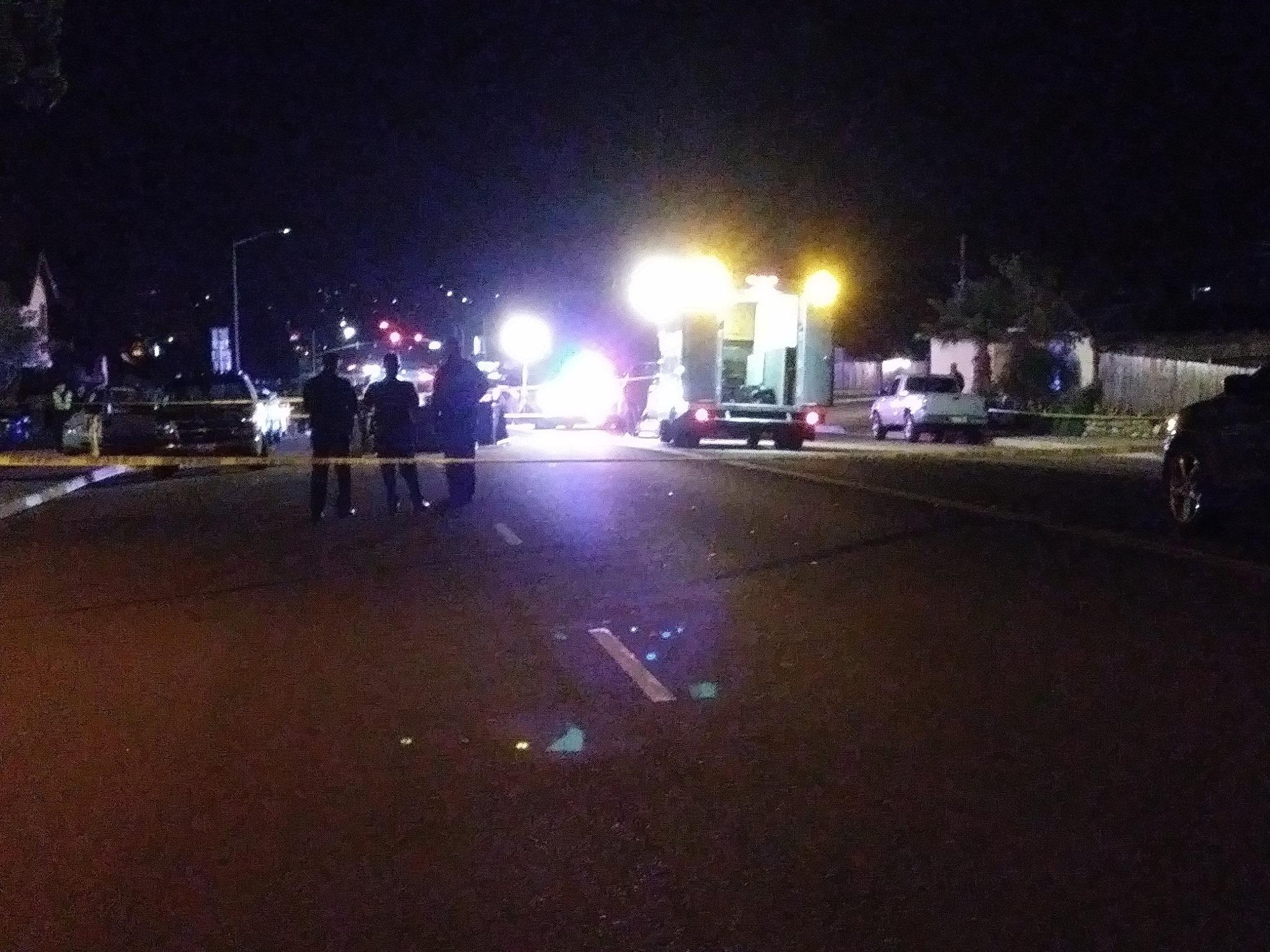 Grover Beach pedestrian killed