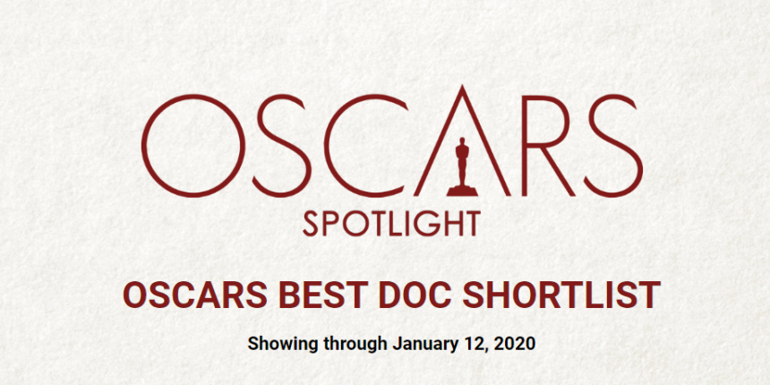 Oscar docs at Riviera Theater