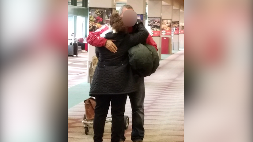 Project HOPE helps homeless man reunite with family