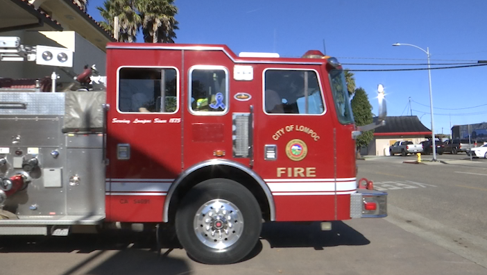 LOMPOC FIRE DEPARTMENT