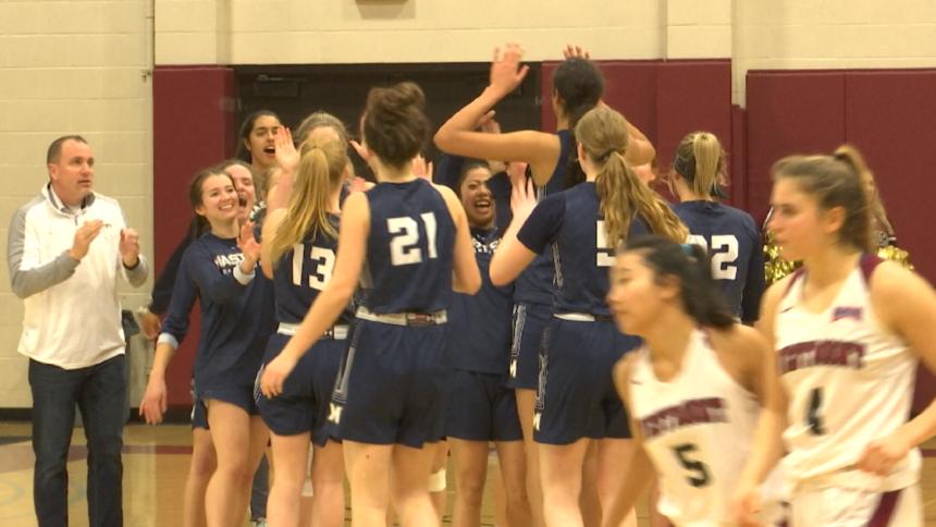 Westmont women's basketball vs. The Master's
