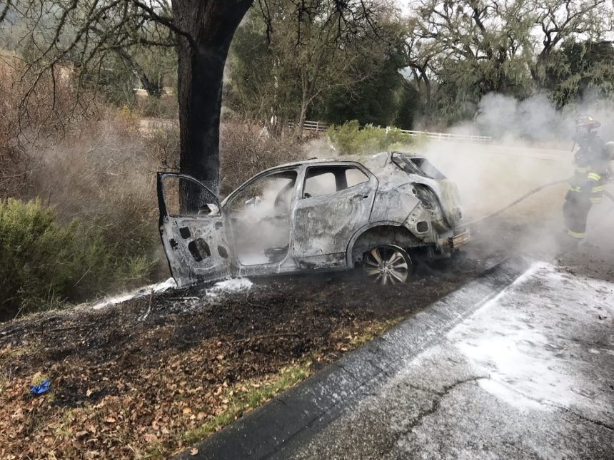 templeton 46 hidden valley car fire 2