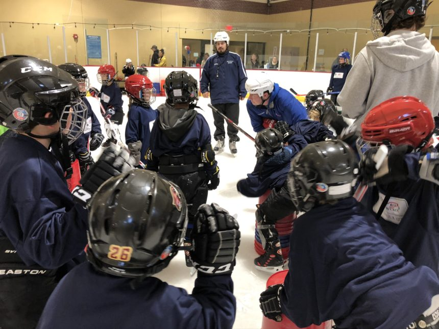 Coaching Try Hockey For Free