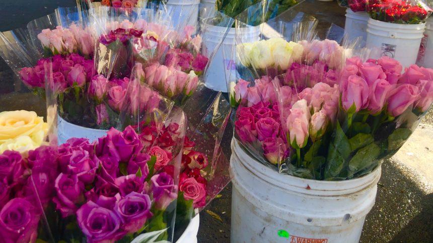 Flowers Farmers' Market