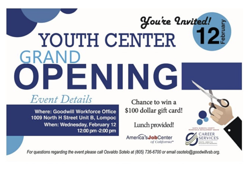 LOMPOC YOUTH CENTER