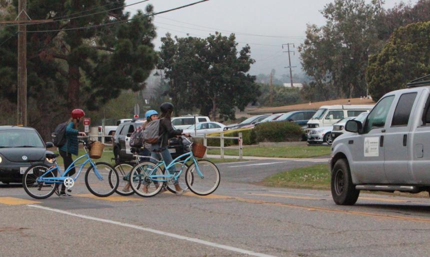 Sheriff's patrols at Carpinteria
