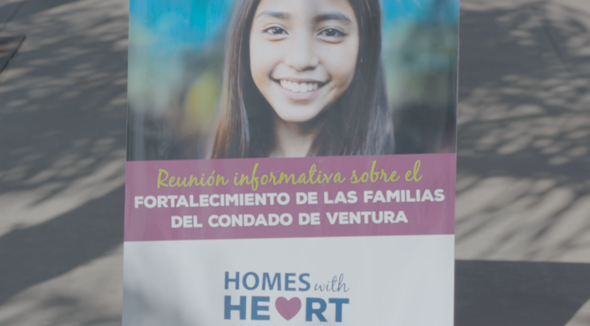 Homes with Heart VC launches short film about the foster system.