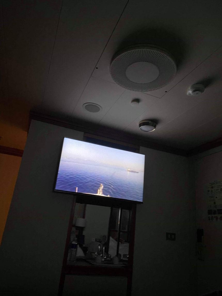 room on ship