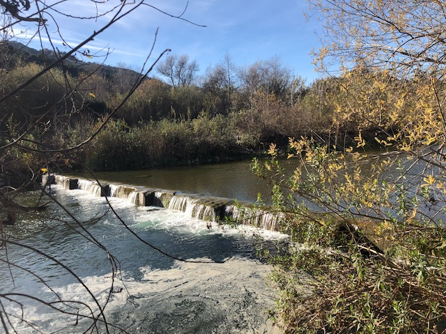 Water war between Ventura vs Ojai