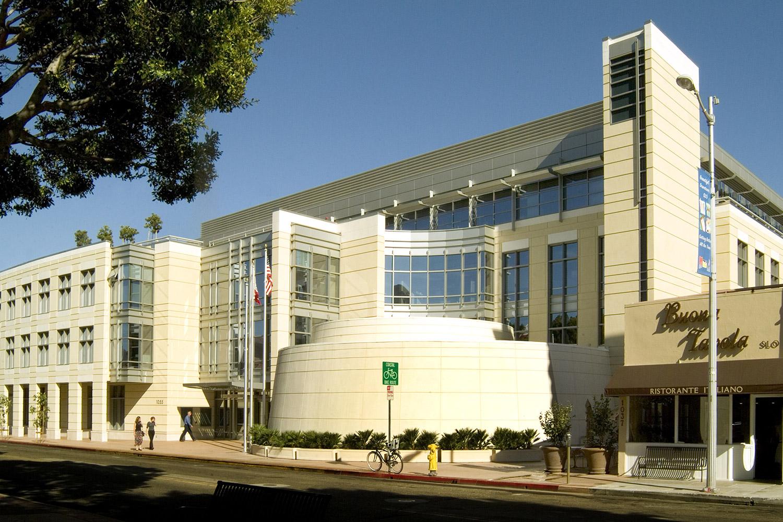 San Luis Obispo County government center