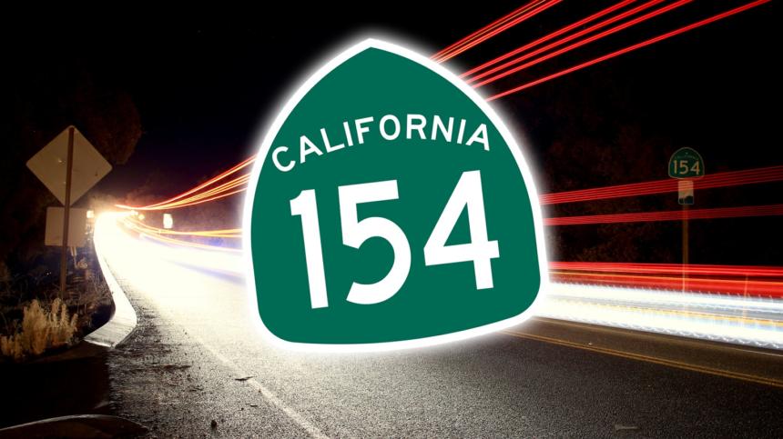 Highway 154 generic