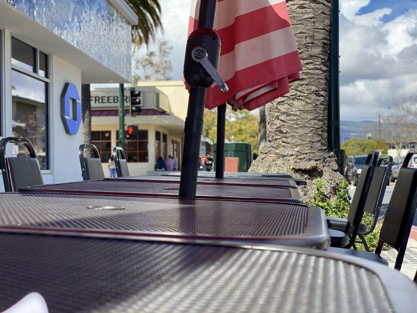 Isla Vista restaurant
