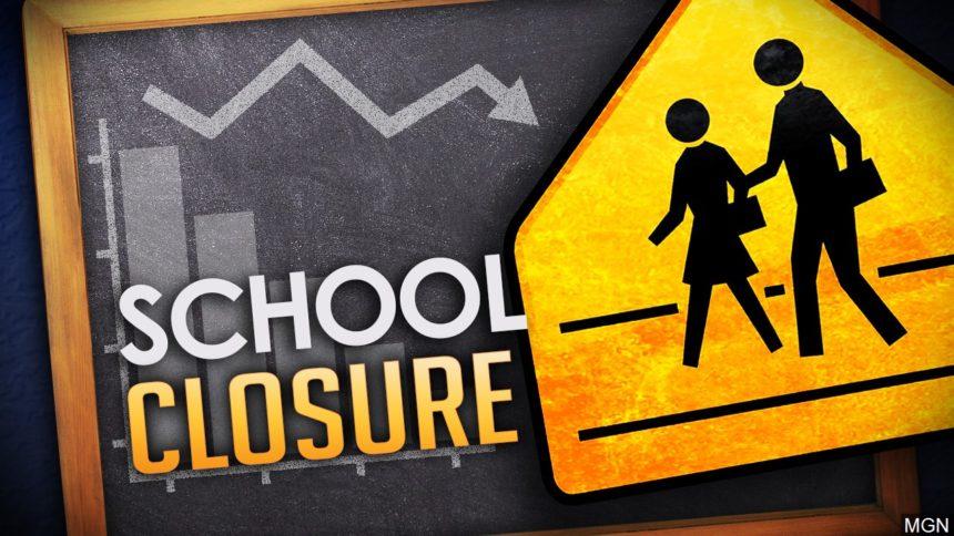 KEYT school closure