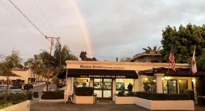 McConnell's rainbow