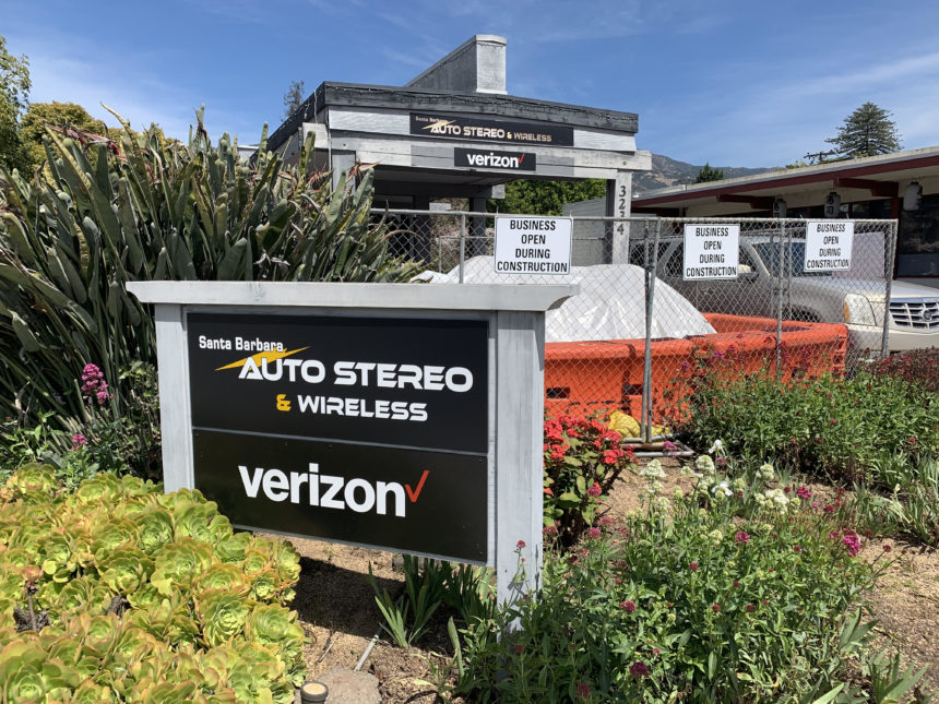 Santa Barbara Auto Stereo & Wireless