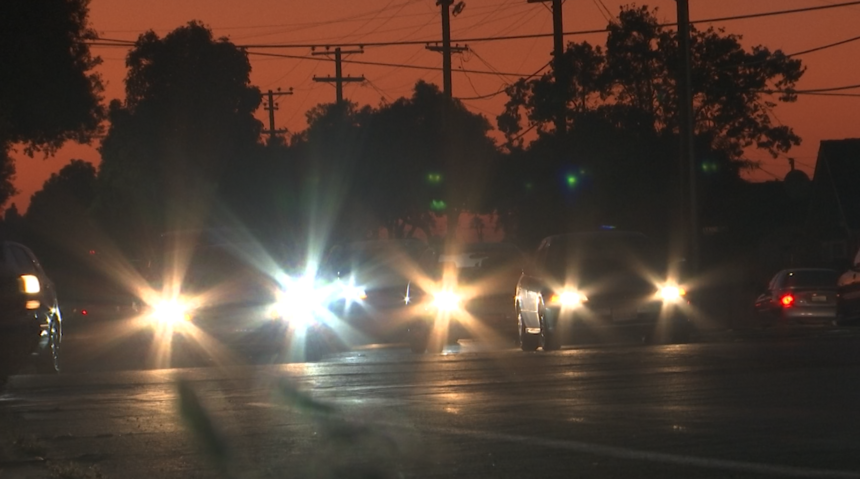 California Highway Patrol officers crack down on drowsy drivers