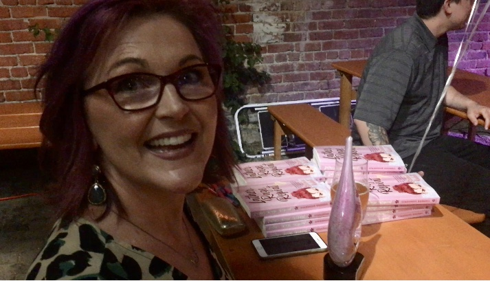 Writer Starshine Roshell
