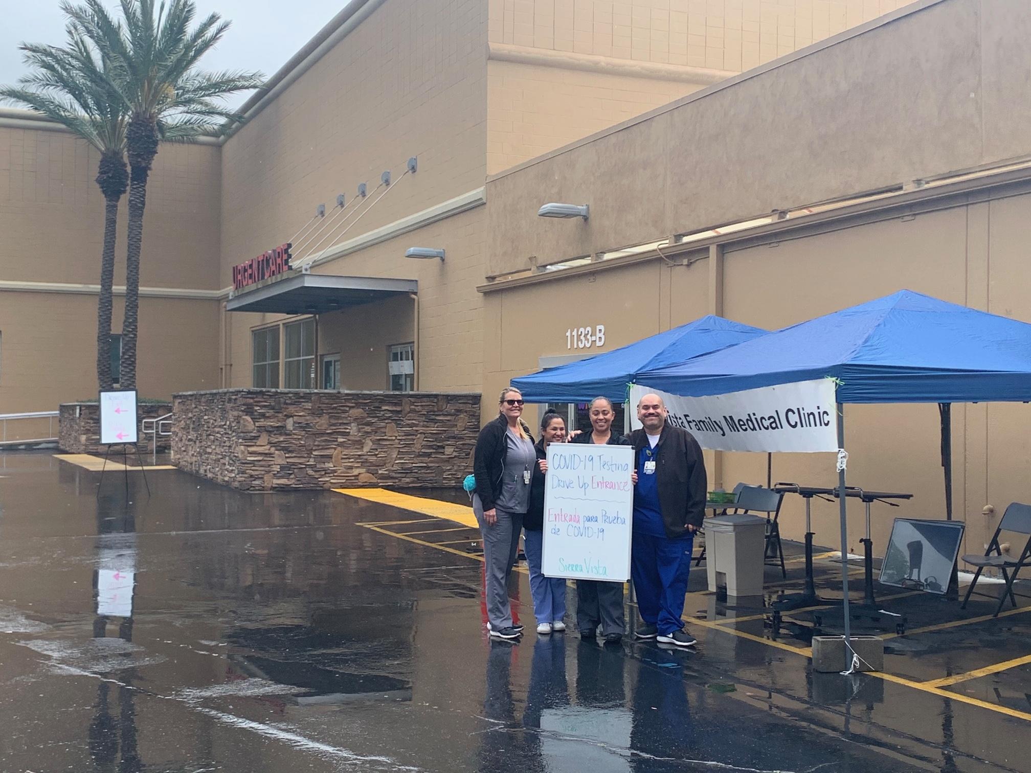 More Coronavirus drive-thru test in Ventura County