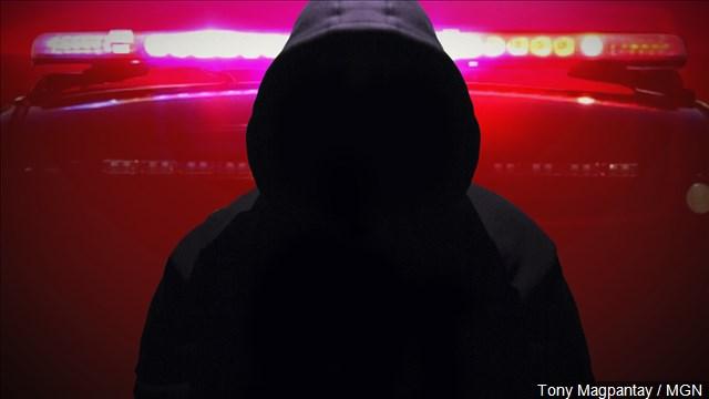 crime terror threat suspect car