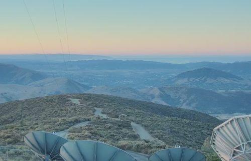 Cuesta Peak Cam